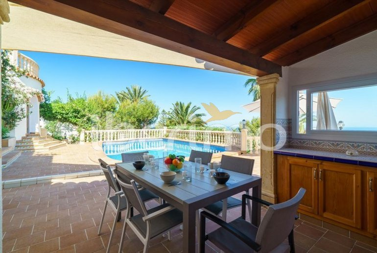 House   Javea 6 persons - private pool p6