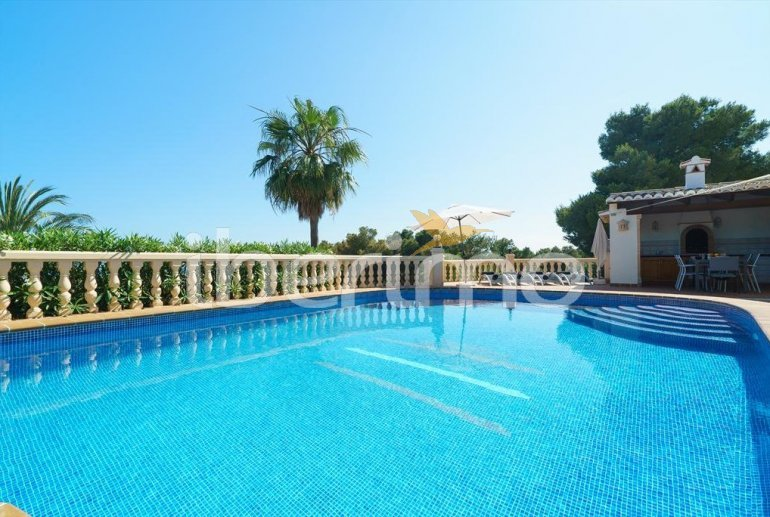 House   Javea 6 persons - private pool p22