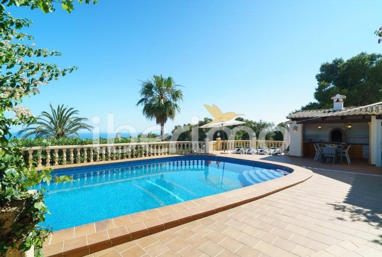 House   Javea 6 persons - private pool p24