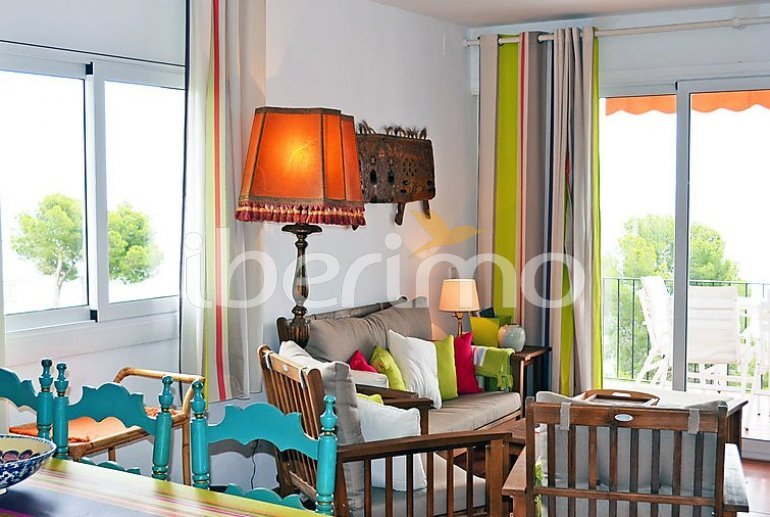Flat   Calella de Palafrugell 6 persons - panoramic to the sea p9