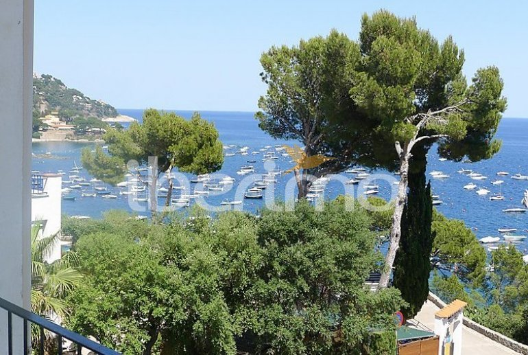 Flat   Calella de Palafrugell 6 persons - panoramic to the sea p1
