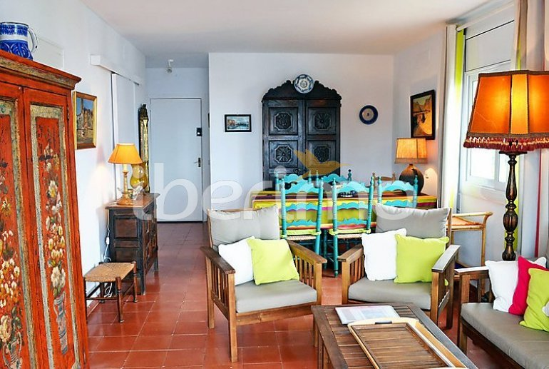 Flat   Calella de Palafrugell 6 persons - panoramic to the sea p8