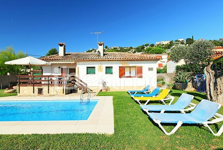 House   Calonge - Sant Antoni de Calonge 6 persons - private pool p1