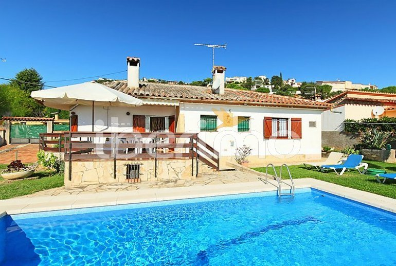 House   Calonge - Sant Antoni de Calonge 6 persons - private pool p2