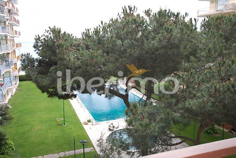 Flat   Blanes 5 persons - comunal pool p10