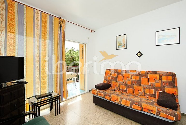 Flat   Blanes 5 persons - comunal pool p5