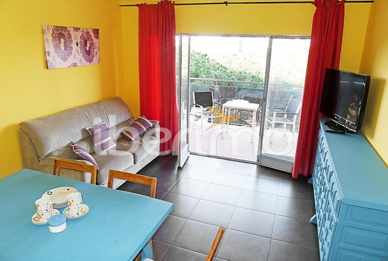 Flat   Blanes 4 persons - comunal pool p4