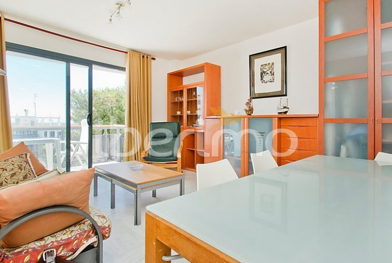 Flat   L'Ampolla 4 persons - comunal pool p5