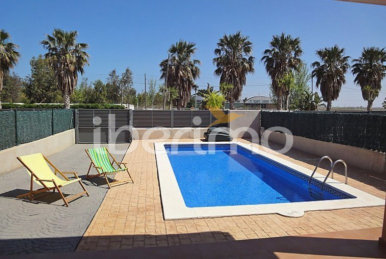 House   L'Ampolla 6 persons - private pool p0