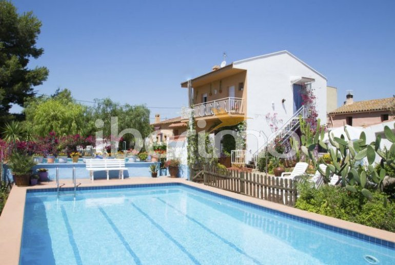 House   Camarles 9 persons - private pool p1
