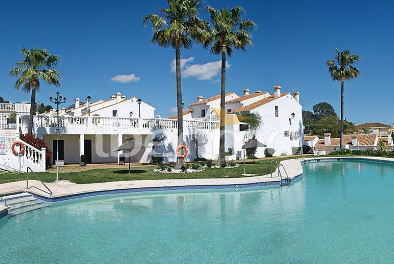 House   Benalmadena 4 persons - comunal pool p0