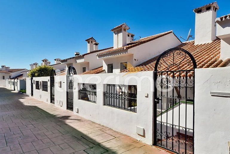 House   Benalmadena 4 persons - comunal pool p4