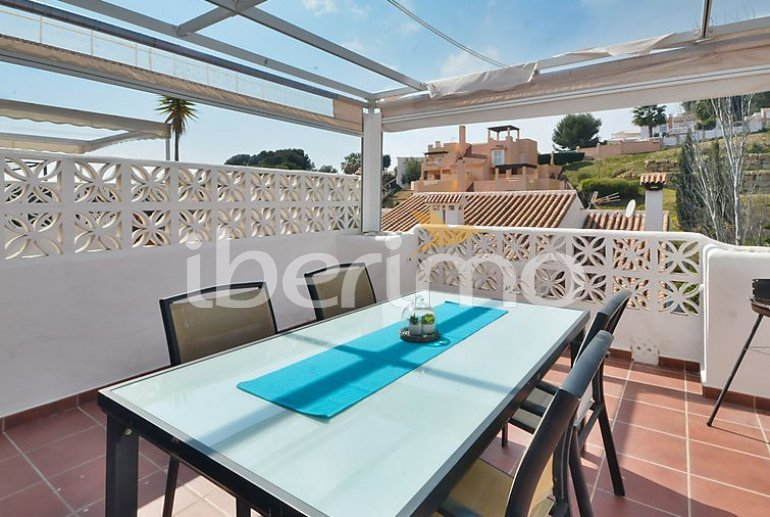 House   Benalmadena 4 persons - comunal pool p7