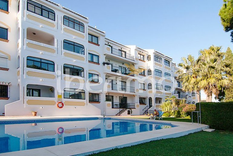 Flat   Mijas 4 persons - comunal pool p0