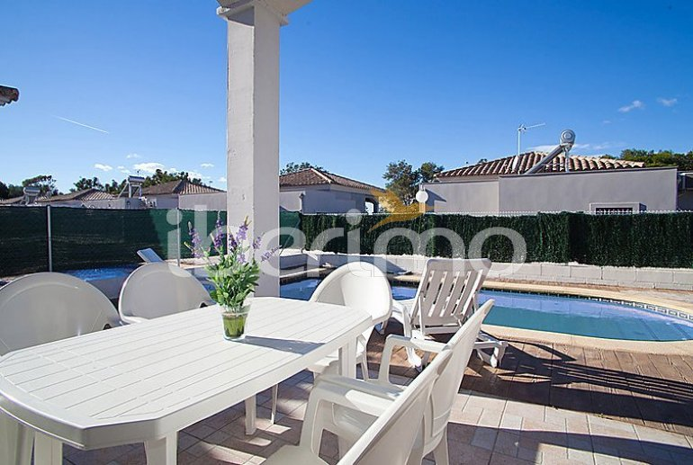 House   Deltebre  -  Riumar 6 persons - private pool p2
