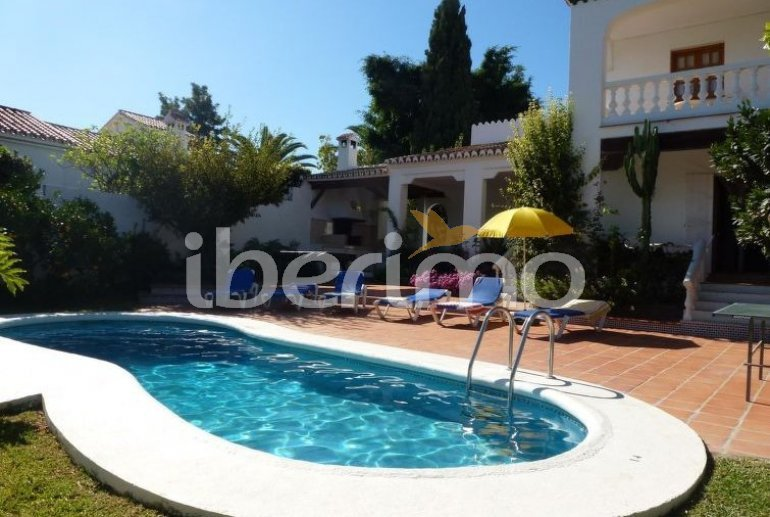 House   Nerja 6 persons - private pool p9