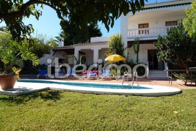House   Nerja 6 persons - private pool p4