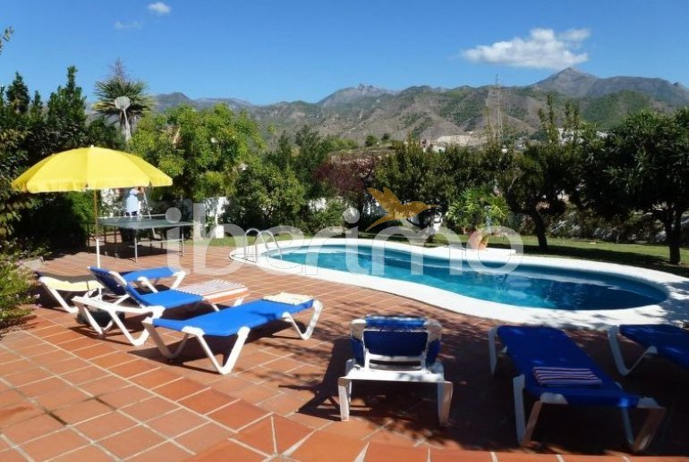House   Nerja 6 persons - private pool p5