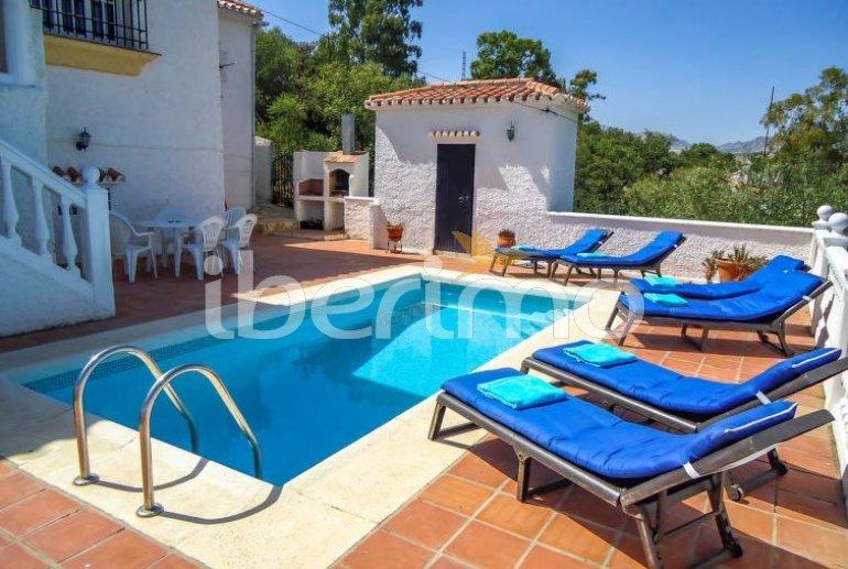 House   La Axarquía - Almogía 6 persons - private pool p1