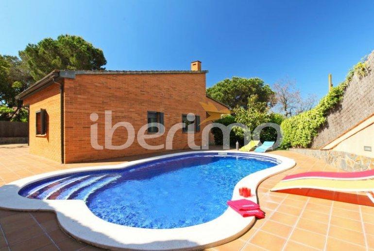 House   Lloret del Mar 6 persons - private pool p0
