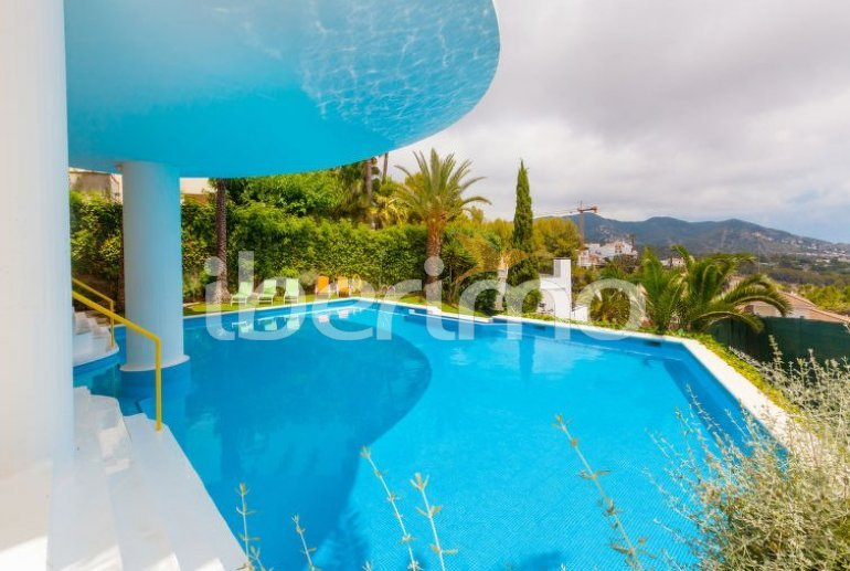 House   Sitges 6 persons - private pool p0