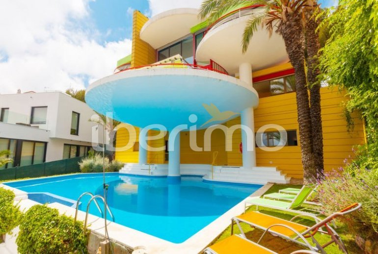 House   Sitges 6 persons - private pool p1