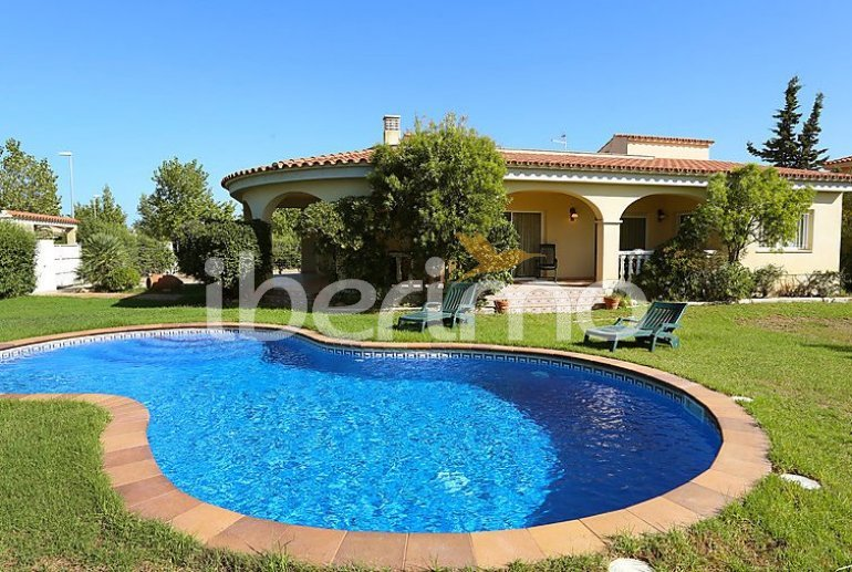 House   Deltebre  -  Riumar 8 persons - private pool p0
