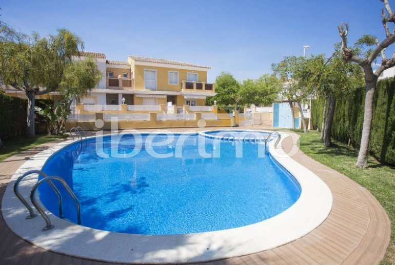 House   Alcoceber 7 persons - comunal pool p0