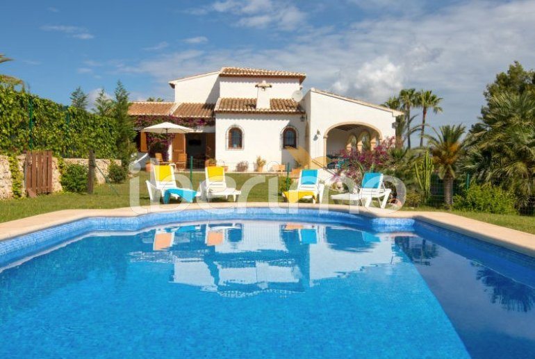 House   Javea 9 persons - private pool p0