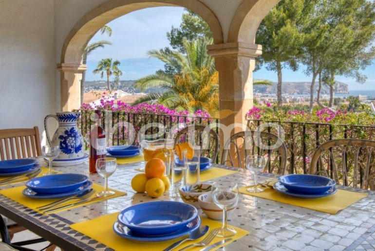 House   Javea 9 persons - private pool p1