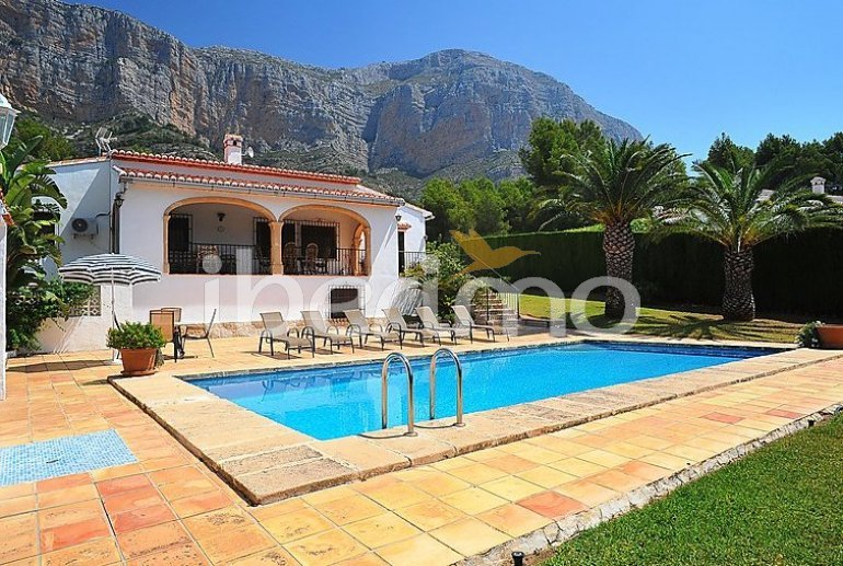 House   Javea 6 persons - private pool p17