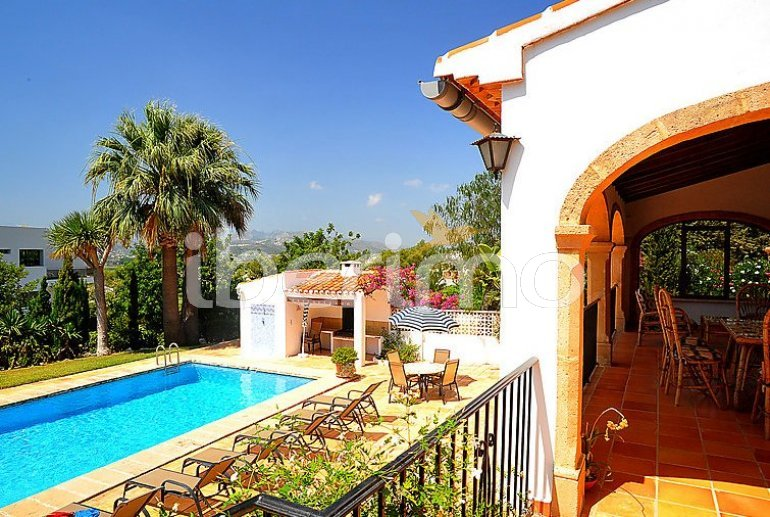 House   Javea 6 persons - private pool p18