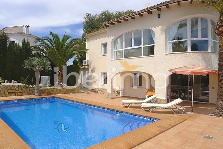 House   Calpe 4 persons - private pool p5
