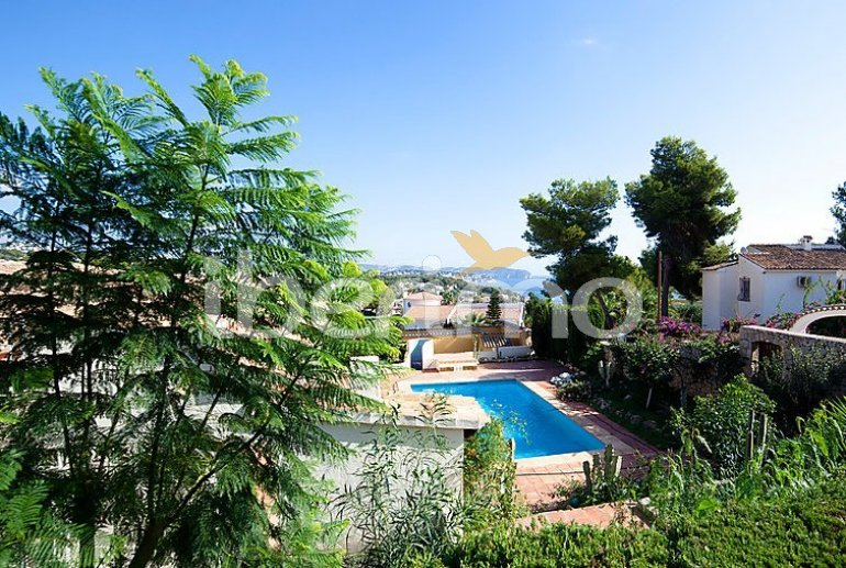 House   Calpe 4 persons - private pool p6