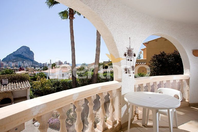 House   Calpe 8 persons - private pool p6