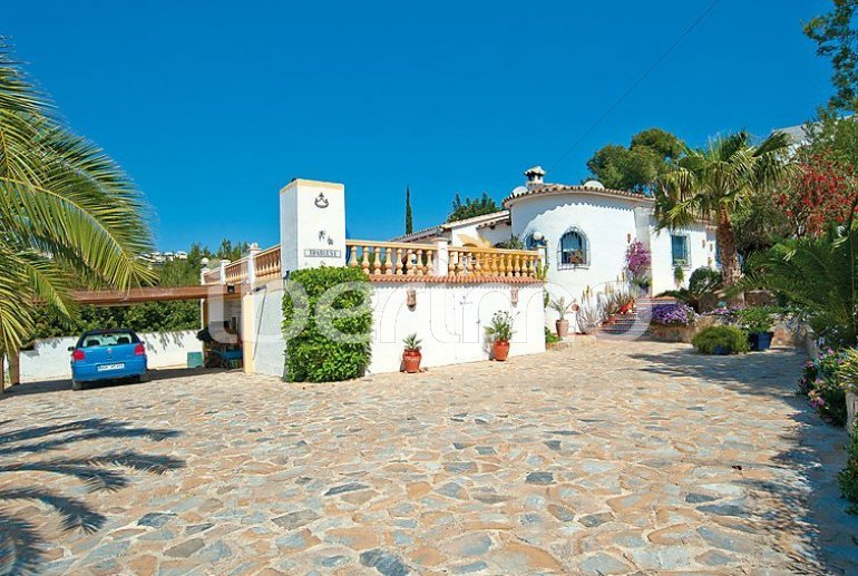 House   Moraira 8 persons - private pool p3