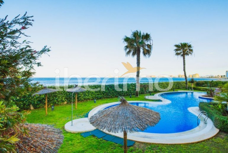 Flat   La Manga del Mar Menor 4 persons - comunal pool p0