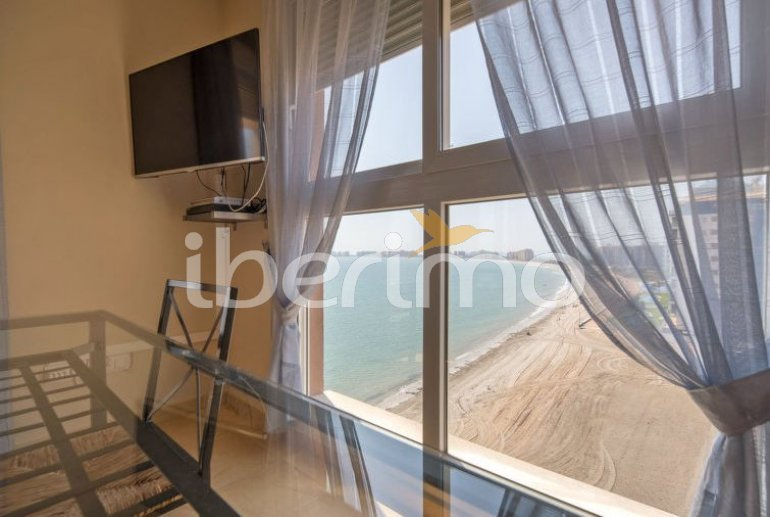 Flat   La Manga del Mar Menor 4 persons - comunal pool p11