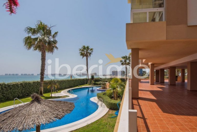 Flat   La Manga del Mar Menor 4 persons - comunal pool p3