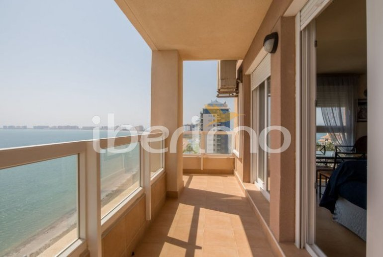 Flat   La Manga del Mar Menor 4 persons - comunal pool p8