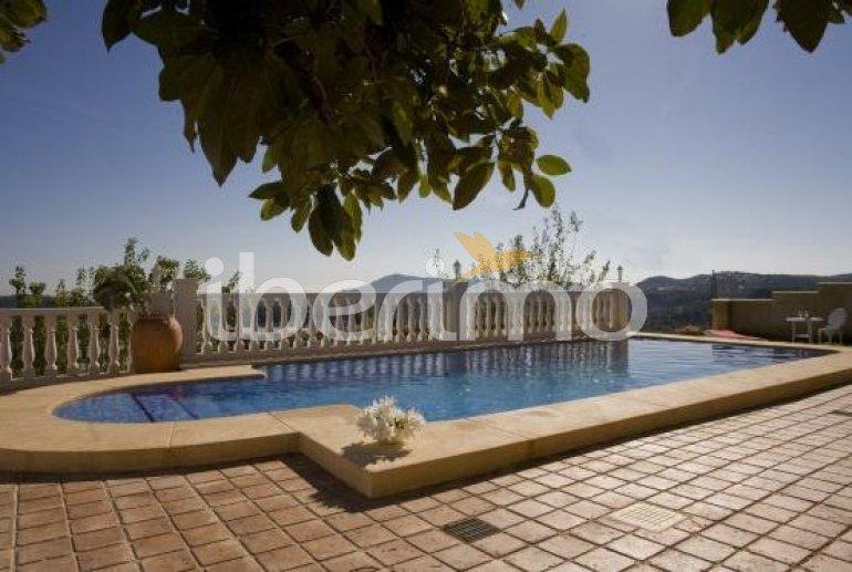 House   Callosa d´En Sarria - Confrides 8 persons - private pool p4