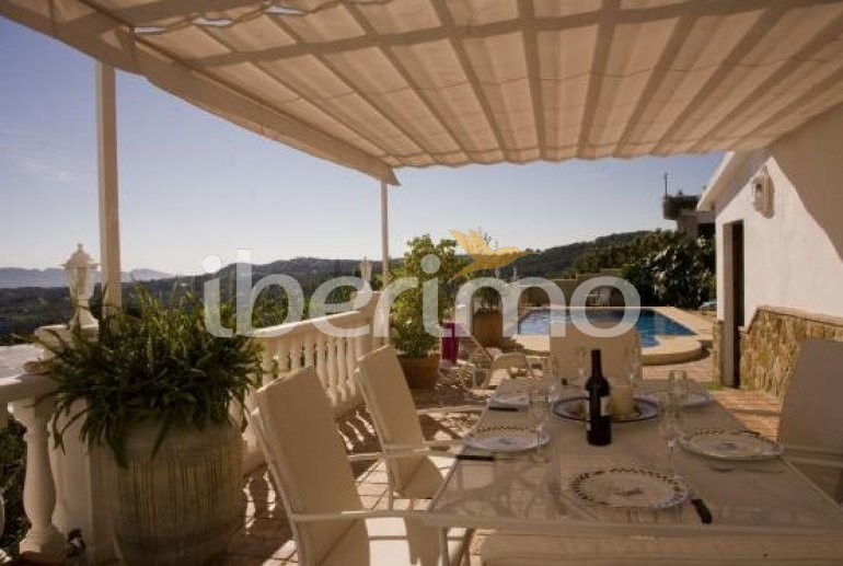 House   Callosa d´En Sarria - Confrides 8 persons - private pool p5