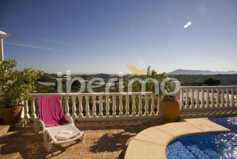 House   Callosa d´En Sarria - Confrides 8 persons - private pool p6