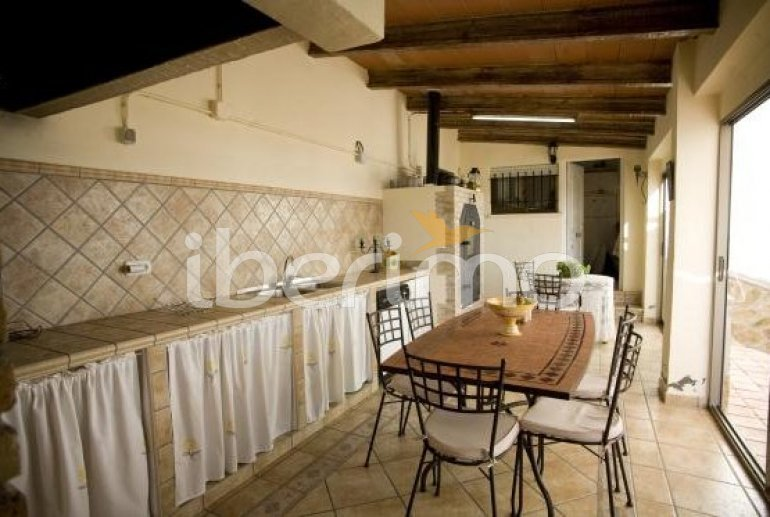 House   Callosa d´En Sarria - Confrides 8 persons - private pool p8