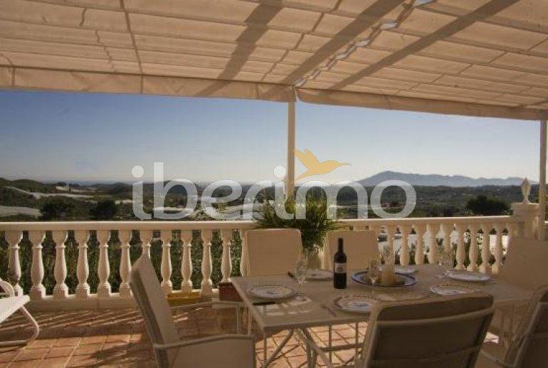 House   Callosa d´En Sarria - Confrides 8 persons - private pool p15