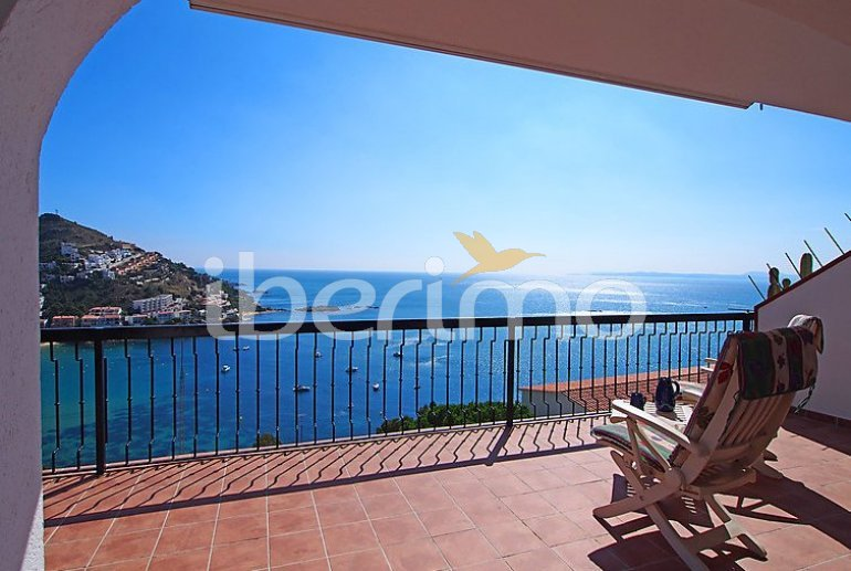 Flat   Rosas 4 persons - panoramic to the sea p0