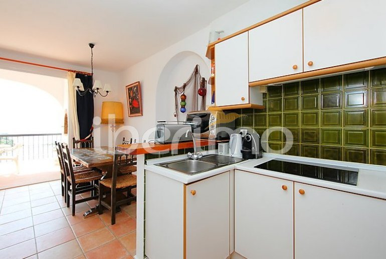Flat   Rosas 4 persons - panoramic to the sea p11