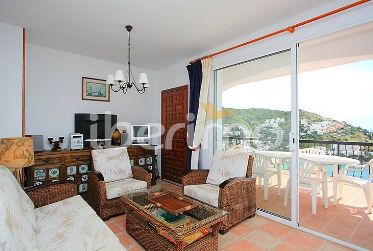 Flat   Rosas 4 persons - panoramic to the sea p14
