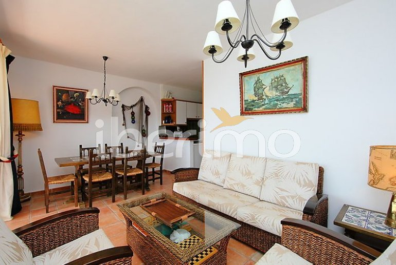 Flat   Rosas 4 persons - panoramic to the sea p7