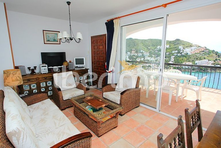 Flat   Rosas 4 persons - panoramic to the sea p8